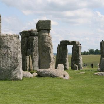 Stonehange - kamienny krąg - zdjęcie