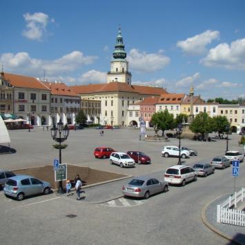 Kromierziż - miasto pełne zabytków