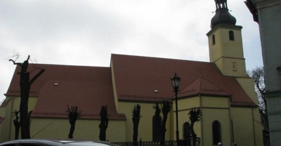 Kościół Św. Mikołaja w Świebodzicach - zdjęcie