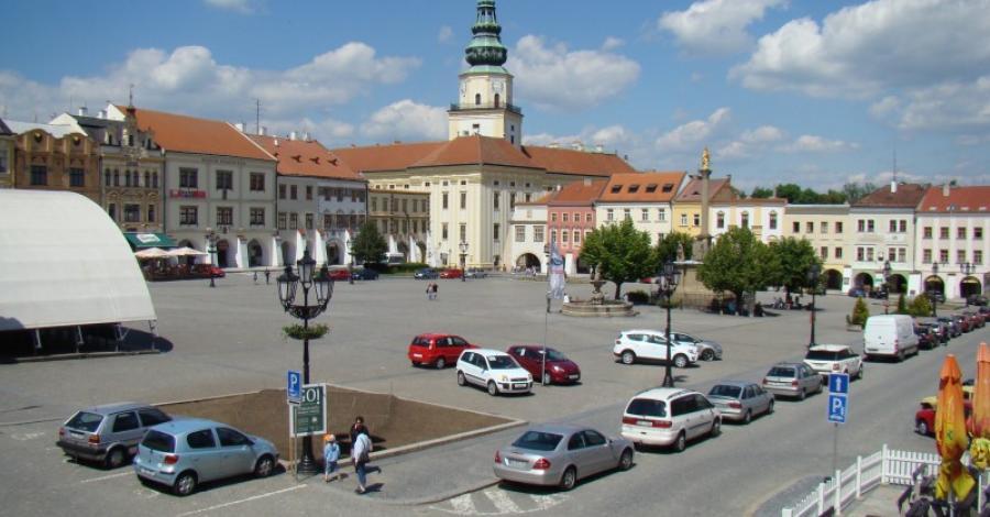 Kromierziż - miasto pełne zabytków - zdjęcie