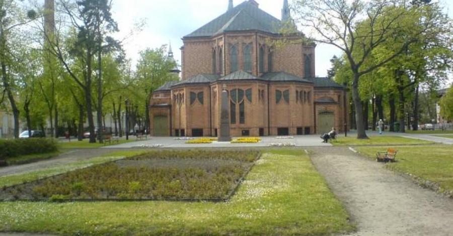 Kościół w Ciechocinku - zdjęcie