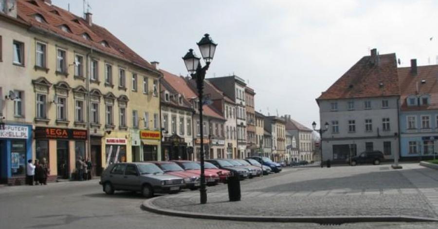 Rynek w Świebodzicach - zdjęcie