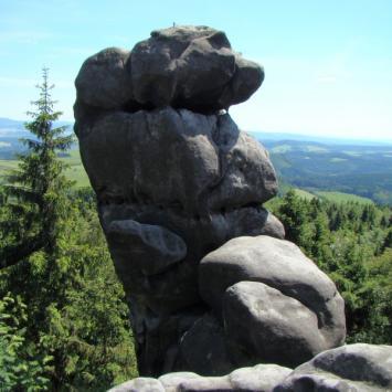 TEPLICKE SKALY -  Čap