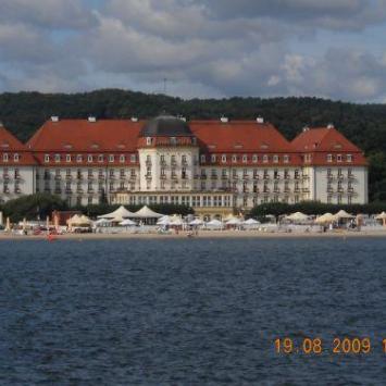 Grand Hotel przy plazy, Anna Piernikarczyk