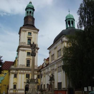 Sanktuarium Św. Jadwigi w Trzebnicy
