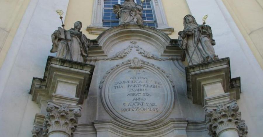 Kościół w Lubomierzu - zdjęcie