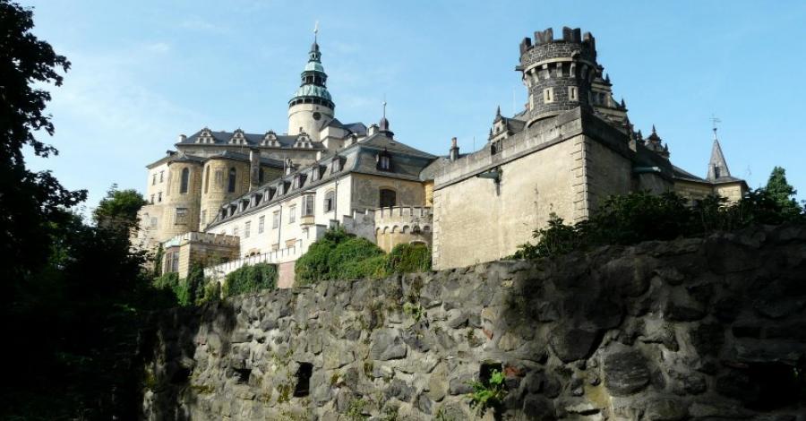 Zamek Frydland - zdjęcie