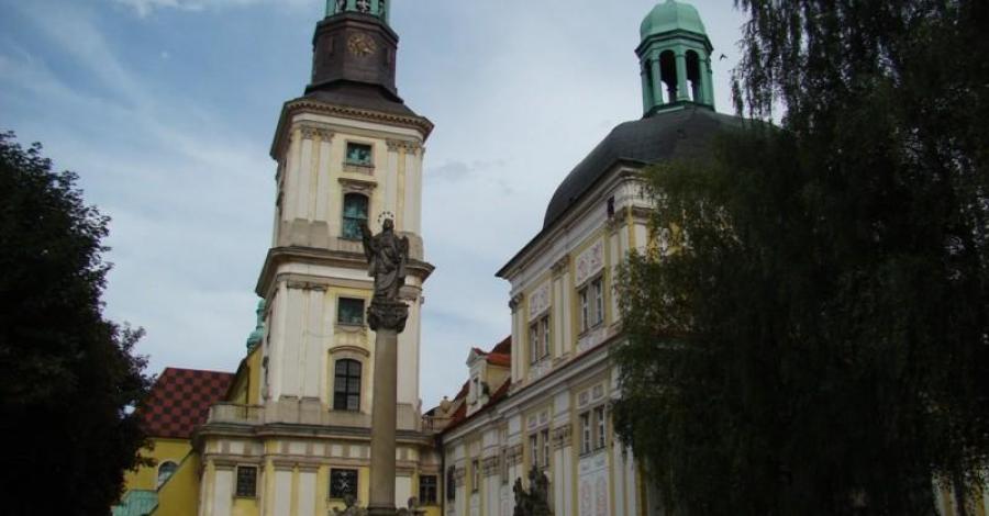 Sanktuarium Św. Jadwigi w Trzebnicy - zdjęcie