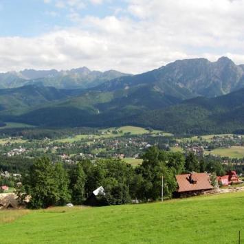 Gubałówka w Tatrach - zdjęcie