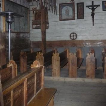 Drewniany kościół w dębnie, Lidka Kwiatkowska