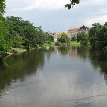 Promenada Staromiejska we Wrocławiu