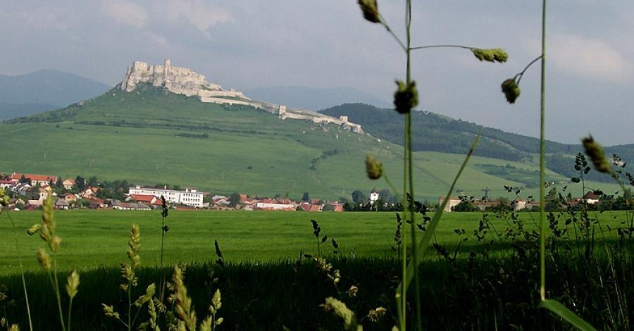 SŁOWACJA - jaskinia Bielska i zamek Spiski - zdjęcie