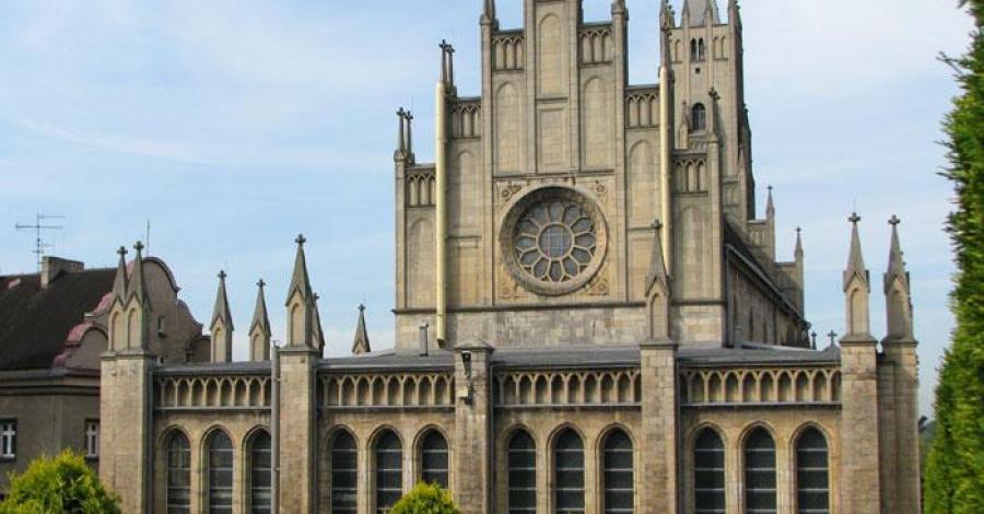 Kościół w Imielinie - zdjęcie