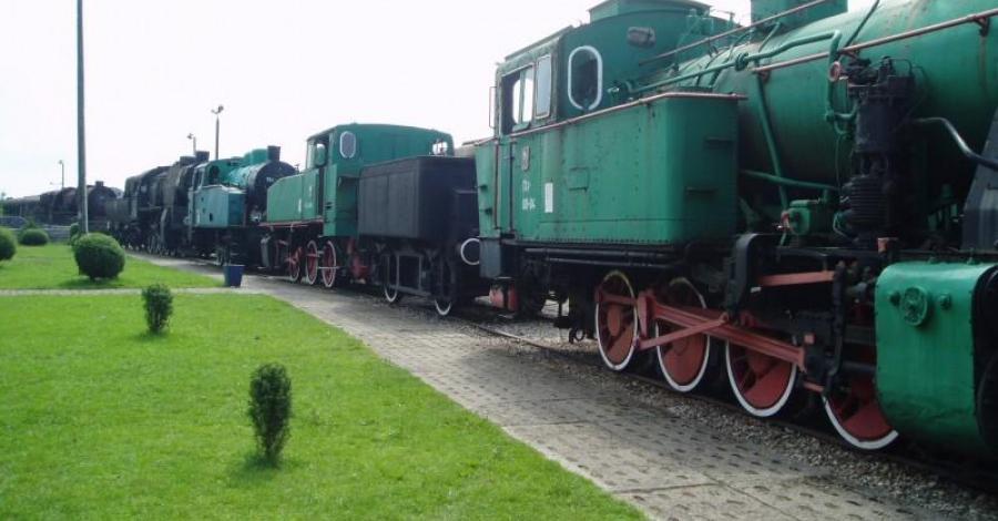 Muzeum Kolejnictwa w Kościerzynie - zdjęcie