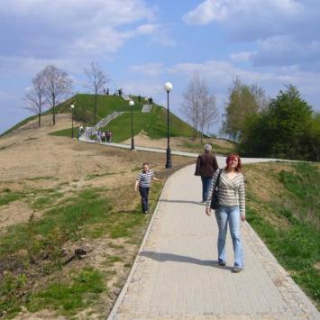 Kopiec Tatarski w Przemyślu - zdjęcie