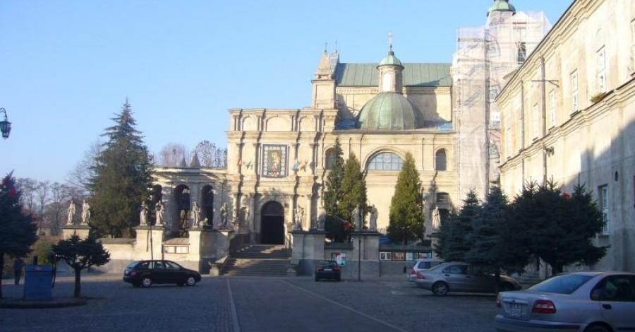 Kolegiata w Jarosławiu - zdjęcie