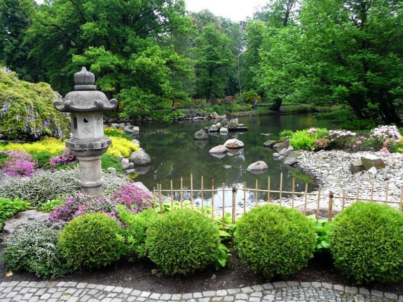 Znalezione obrazy dla zapytania ogrod japonski wroclaw