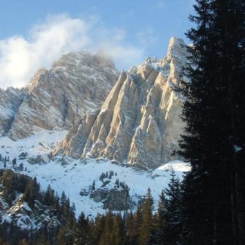 Dolomity zimą ! - zdjęcie