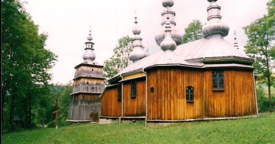 Cerkiew śwMichała Archanioła z 1803r w Turzańsku, Tadeusz Walkowicz