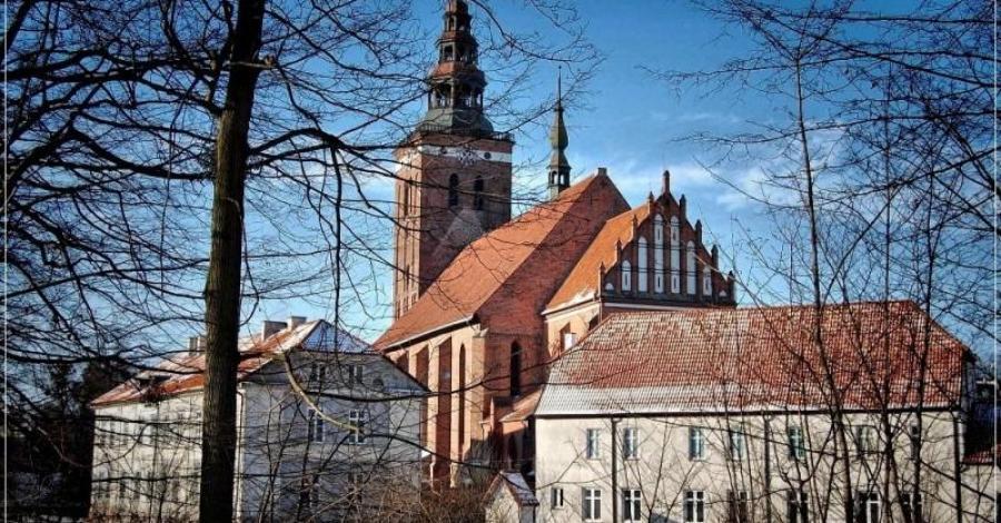 Kościół farny w Lidzbarku Warmińskim - zdjęcie