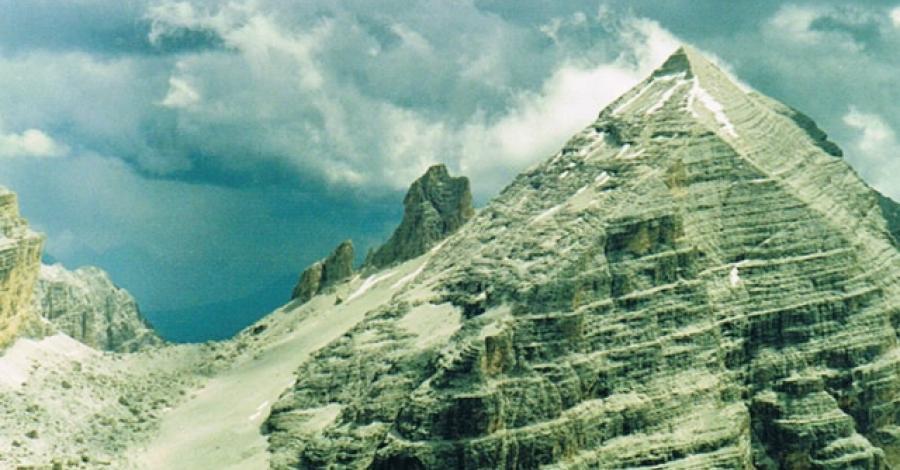 2000 Dolomity latem, Marcin F.