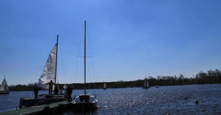Jezioro Zegrzyńskie - zdjęcie