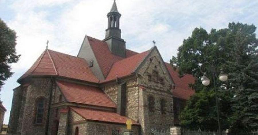 Kościół Św. Mikołaja w Chrzanowie - zdjęcie