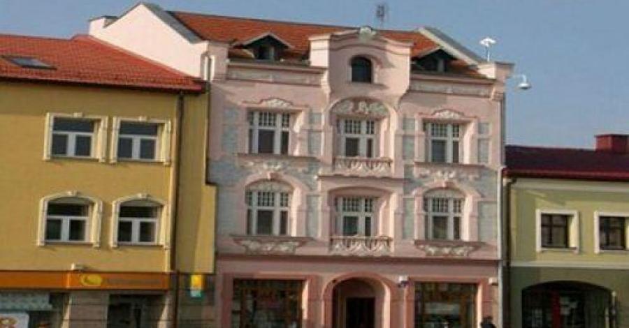 Rynek w Chrzanowie - zdjęcie