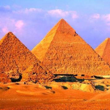 Ziemie Święta i Egipt