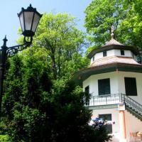 Park w Żywcu