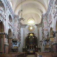 Opava - kościół Św. Wojciecha
