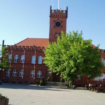 Ratusz w Szczecinku