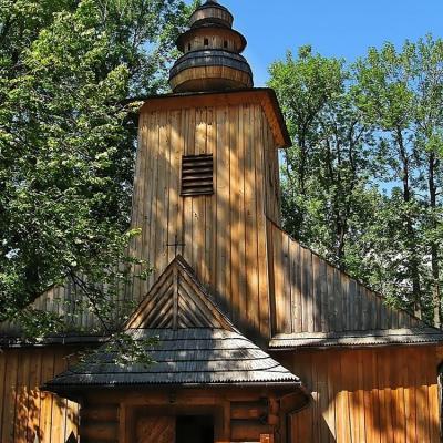 Stary kościół w Zakopanem