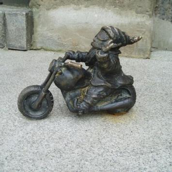 Wrocław-Motocyklista