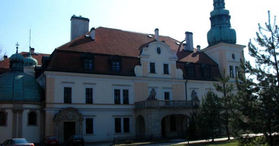 Pałac w Kamieńcu - zdjęcie
