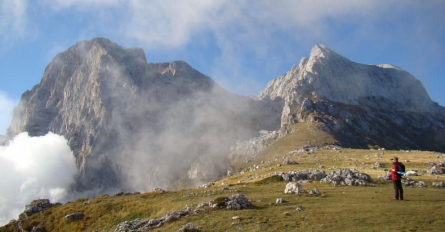 Trekking po Gran Sasso - zdjęcie