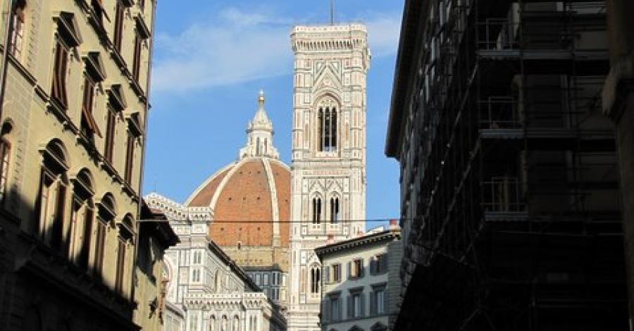 Florencja - miasto malarzy cz.1