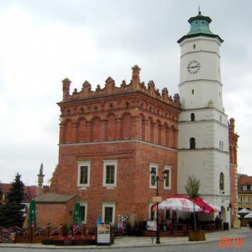 Sandomierz - ratusz, Piotrek G.