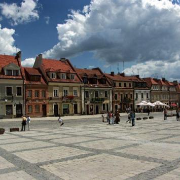 Sandomierz - rynek, Piotrek G.