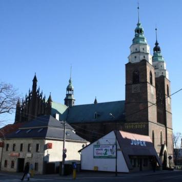 Kościół w Głubczycach