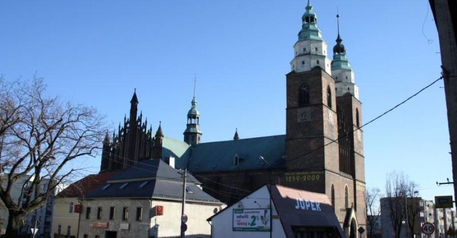 Kościół w Głubczycach - zdjęcie