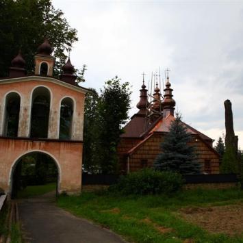 Cerkiew Łosie, Anna beskidniski