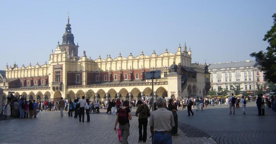 W drodze powrotnej z Krakowa - zdjęcie