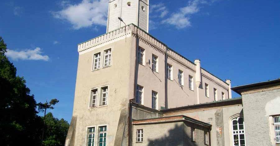 Pałac w Mysłakowicach - zdjęcie