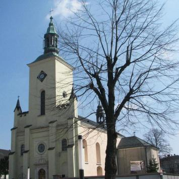 Kościół Św. Szymona w Żarkach