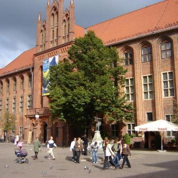 Rynek w Toruniu