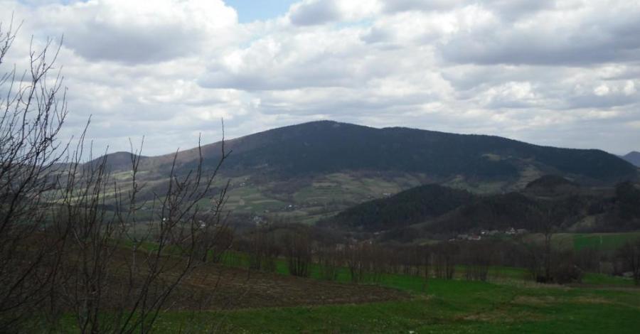 Beskid Wyspowy, Pogórze Wiśnickie i Beskid Makowski - zdjęcie