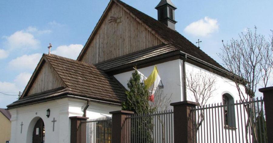 Kościół Św. Barbary w Żarkach - zdjęcie