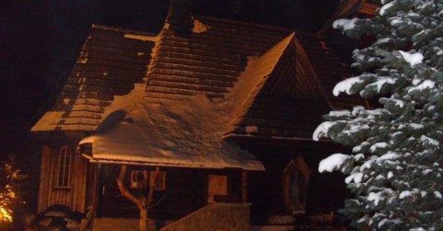 Kościół w Murzasichlu - zdjęcie