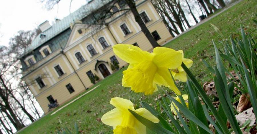 Pałac w Rybnej, Anna Piernikarczyk